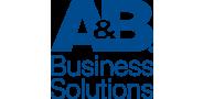 Sponsor logo ab stacked logo