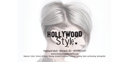 Sponsor logo hollywood style logo
