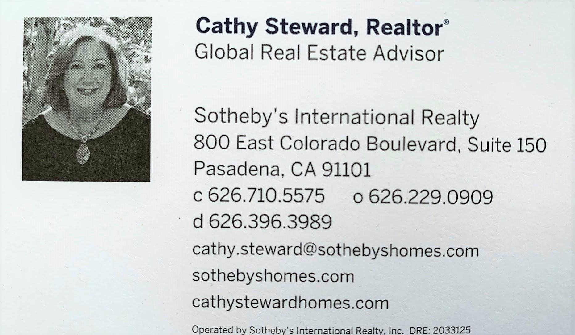 Cathy steward business card v.2