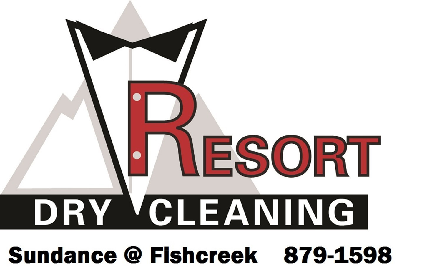 Resort dry cleaning