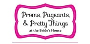 Sponsor logo proms pageants pretty logo