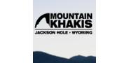 Sponsor logo mountain khakis