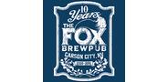 Sponsor logo fox brew pub