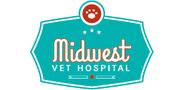 Sponsor logo midwest vet logo red