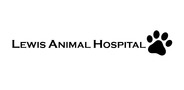 Sponsor logo lewis animal hospital logo