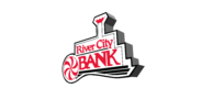 Sponsor logo river city bank logo