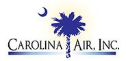 Sponsor logo carolina air logo