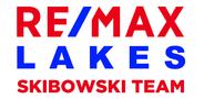 Sponsor logo remax lakes skibowski red 8x15.75 01