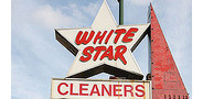 Sponsor logo white star cleaners  sponsor logo