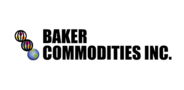 Sponsor logo baker commodities  inc.