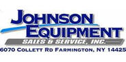 Sponsor logo johnson equipment sales   services. inc.