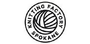 Sponsor logo knit logo