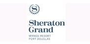 Sponsor logo sheraton