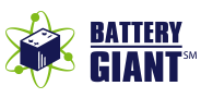 Sponsor logo battery giant logo