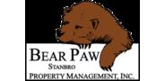 Sponsor logo bearpaw