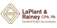 Sponsor logo laplantrainey logo