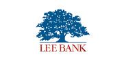 Sponsor logo lee bank 2