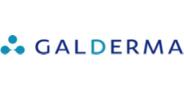 Sponsor logo galderma