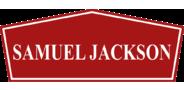 Sponsor logo sam jackson logo