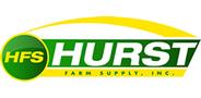 Sponsor logo hurst logo