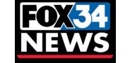 Sponsor logo fox34 news