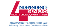 Sponsor logo independence 4 seniors 2019